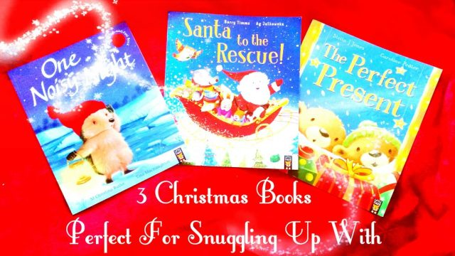 3 Christmas Books Perfect For Snuggling Up With