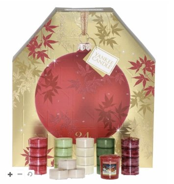 Yankee Candle Christmas Advent Calendar 2017