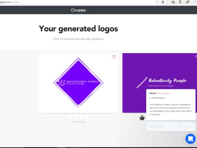 Generated Logos