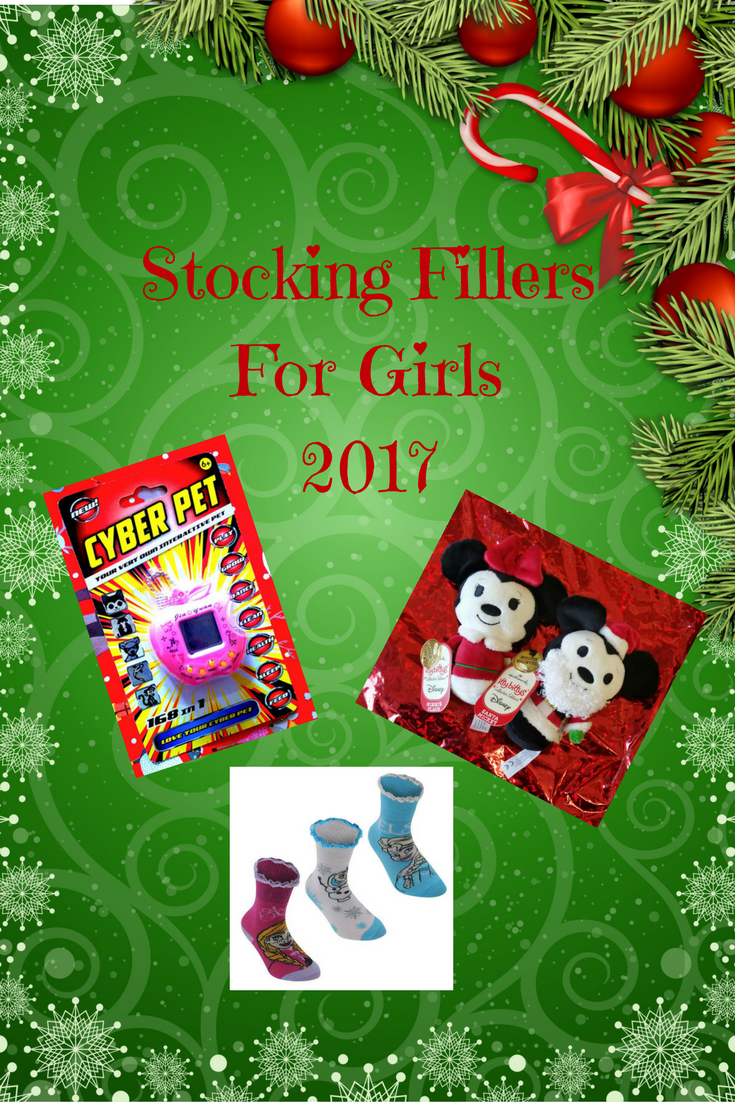 Stocking Filler Ideas For Girls 2017