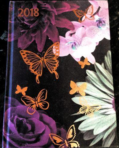 Beautiful Diary From Ryman Stationary