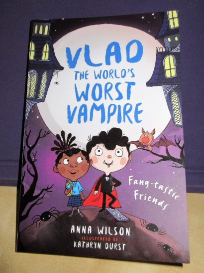Fang-Tastic Friends - Vlad The World's Worst Vampire