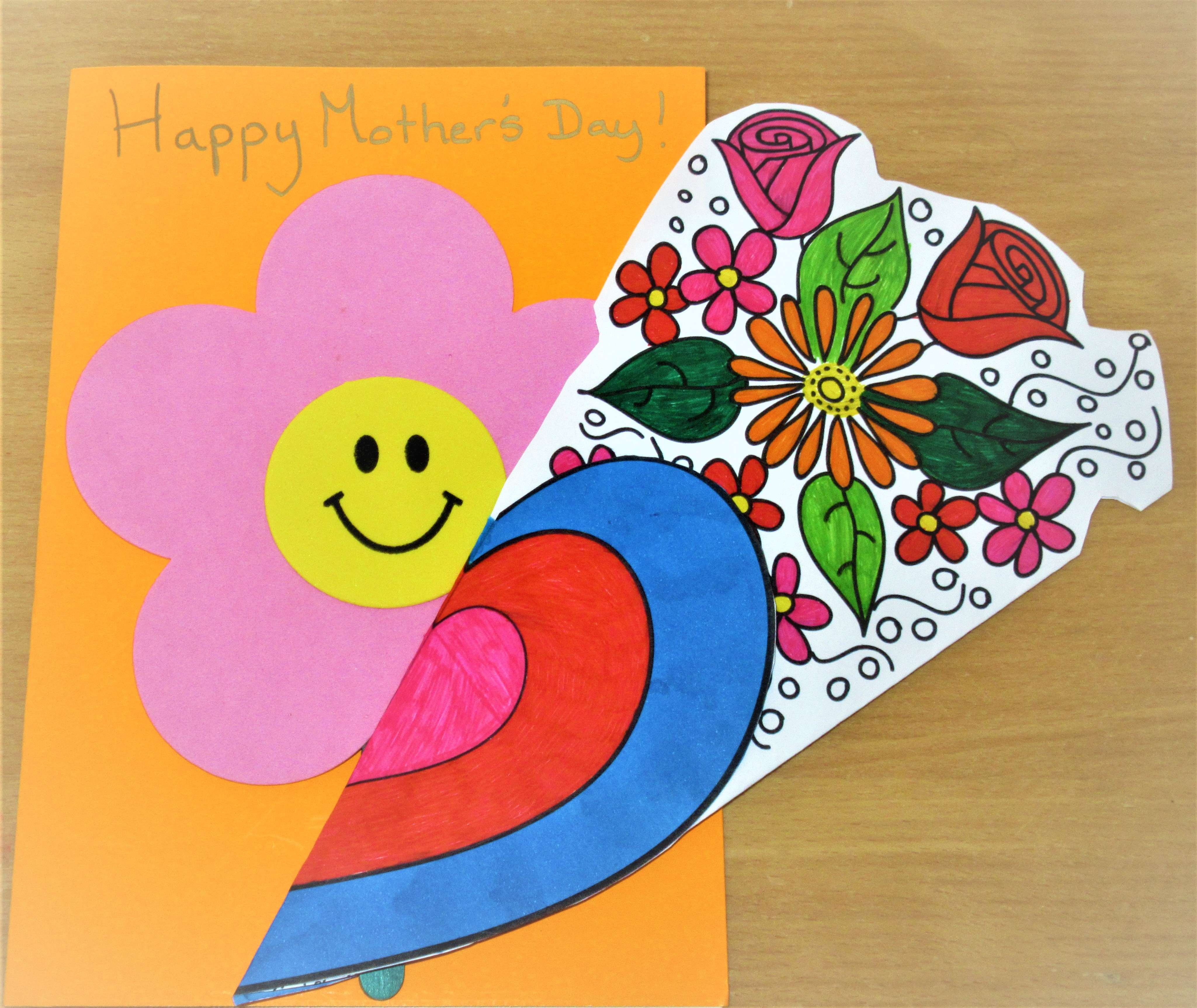 mothers day crafts for toddlers s day crafts for toddlers card and flowers 6937