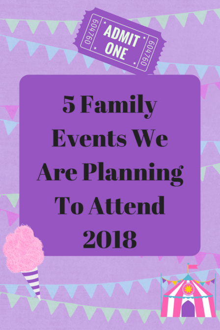 5 family events