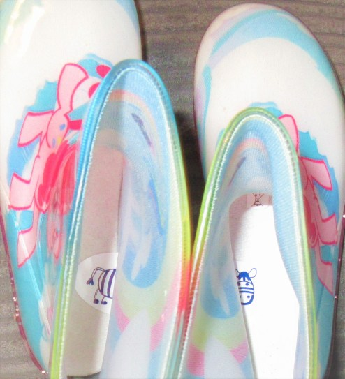Shoe stickers for kids