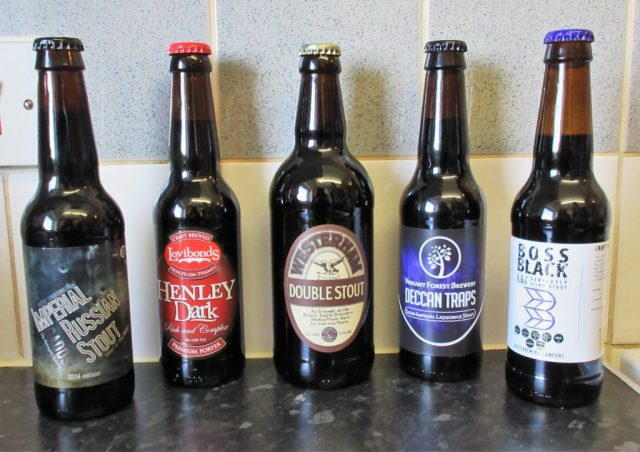 Stouts from Ales By Mail