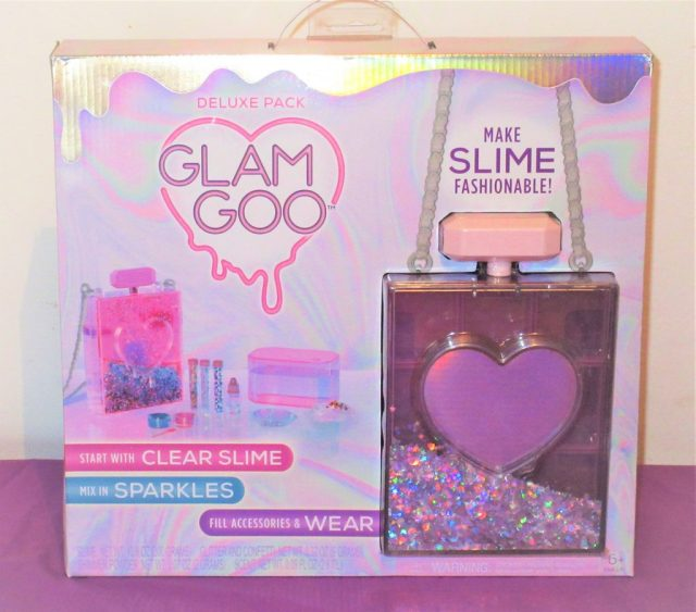 Glam Goo Deluxe Slime Pack Review