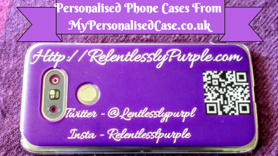 Personalised Phone Cases From MyPersonalisedCase.co.uk