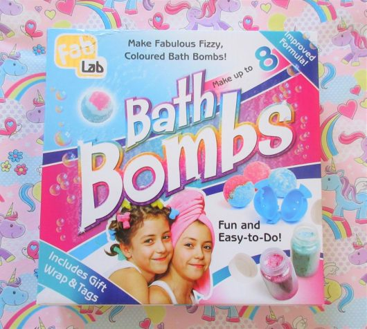 Fab Lab Bath Bombs Kit From John Lewis