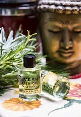 Olverum Bath Oil Travel Set £19