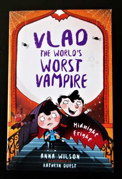 Midnight Fright - Vlad the world's worst vampire