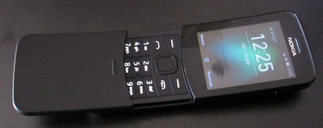 Nokia 8110 From Ao.com