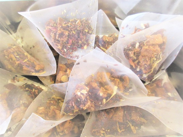 Adagio Teas - Fairy Tale Pyramid Teabags - Sleeping Beauty
