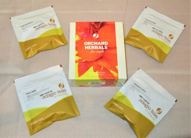 Orchard Herbals - Adagio Teas Loose Leafe Teas