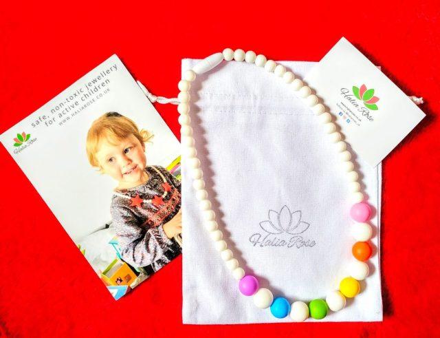 Halia Rose Little Rainbows Necklace