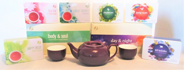 Health Wellness Teas