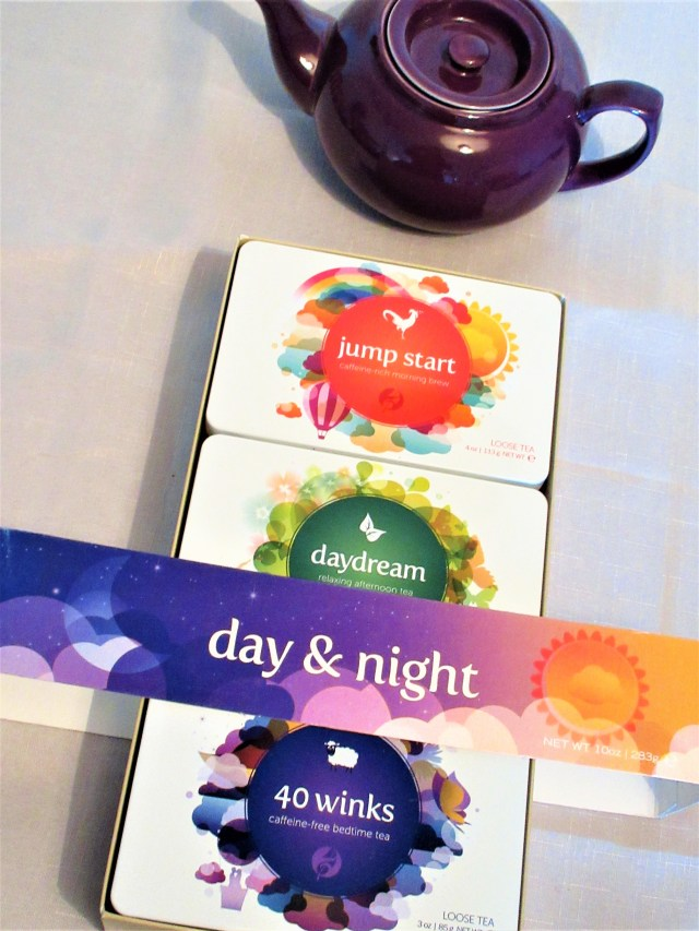 Day & Night Teas From Adagio Teas