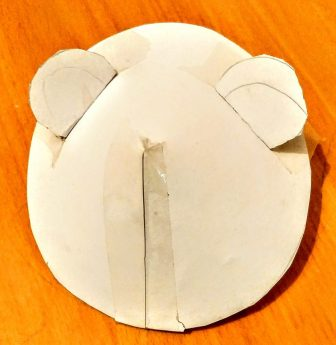 Making a Winston The Mouse Finger Puppet