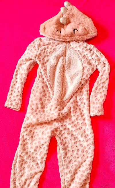 Fleece Onesie For Kids From Hunkemöller