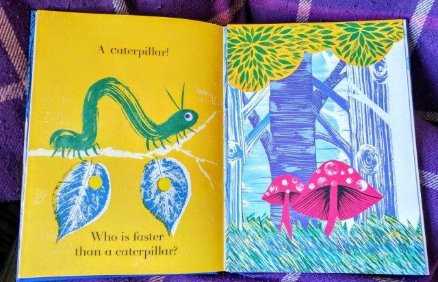 Caterpillar - Animalphabet