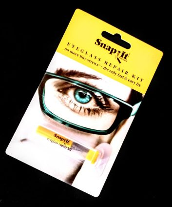 Glasses Repair Kit - Snap It