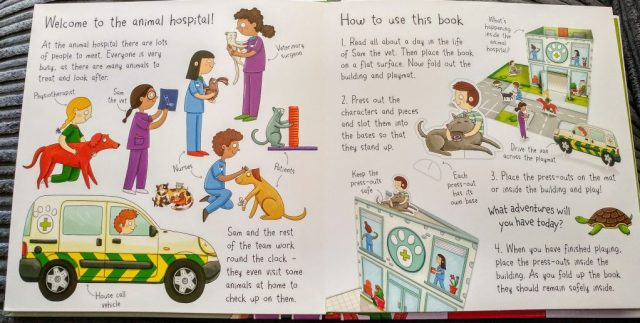 Animal Hospital Instructions