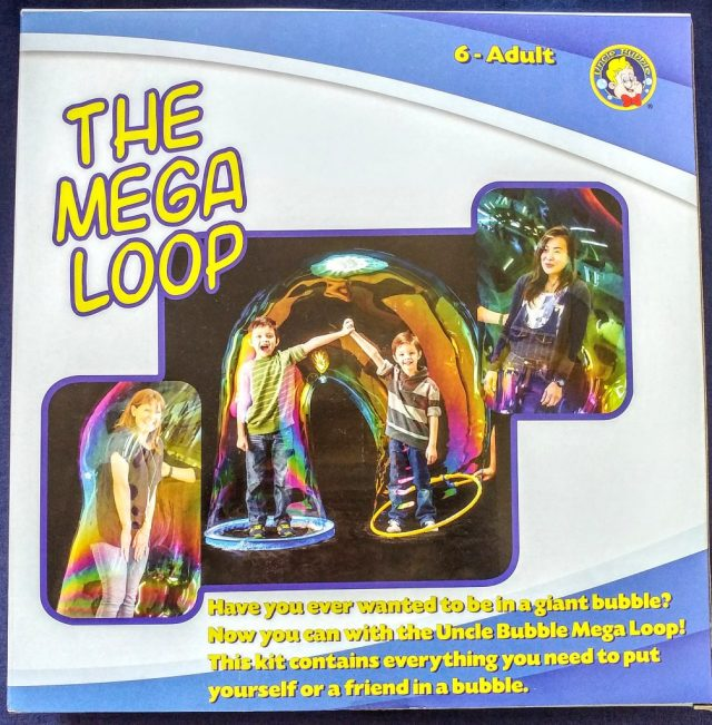 Uncle Bubble Mega Loop Kit