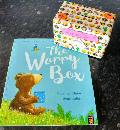 The Worry Box Book & Craft