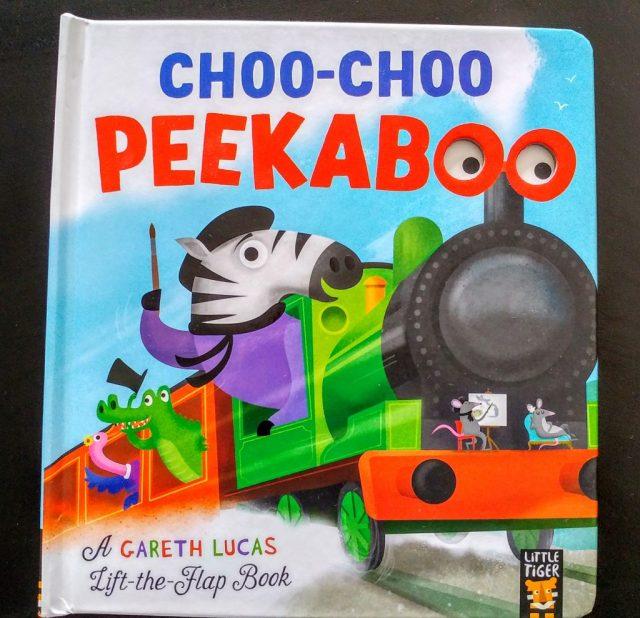 Choo-Choo Peekaboo