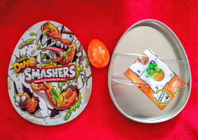 Smashers collectors tin
