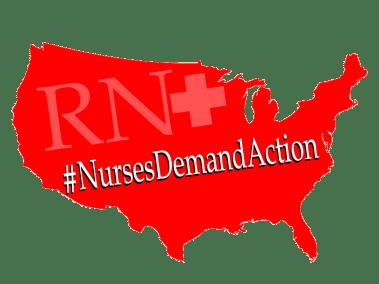 #NursesDemandAction