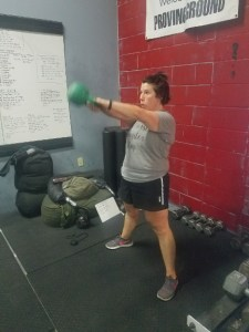 angie plummer relentless strength training bangor maine