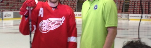 PSA Shoot With Niklas Kronwall 2