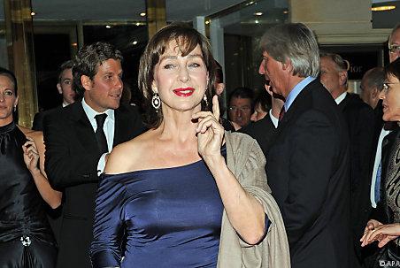 Christine Kaufmann wieder mit Ex-Mann zusammen