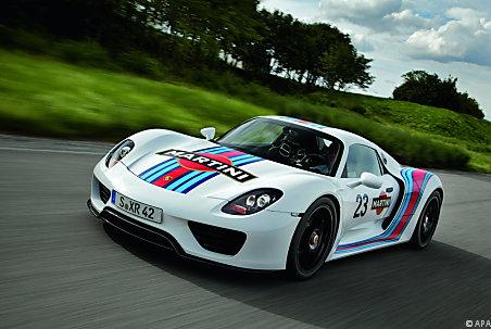APA (dpa/Porsche)