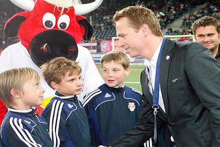 Red Bull setzte Geschäftsführer Markus Egger ab