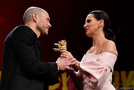 "Goldener Bär der Berlinale geht an ""Synonyme"""
