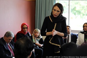 APA (AFP/Off. of Prime Minister New Zealand)
