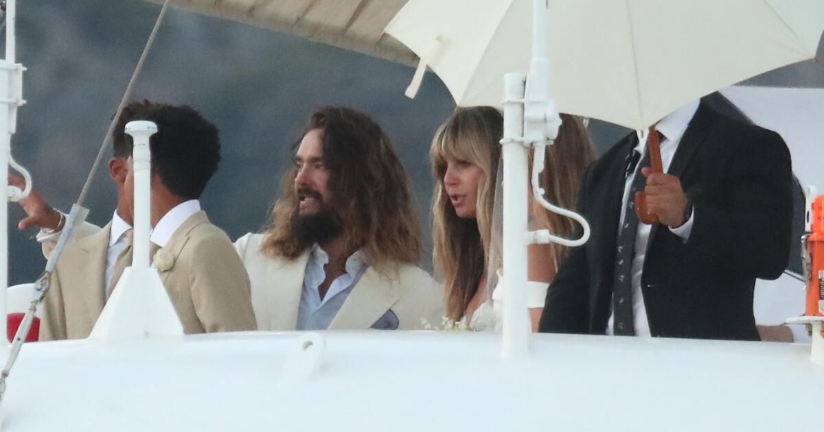 Heidi Klum und Bill Kaulitz Heit Heidi jetzt Kaulitz