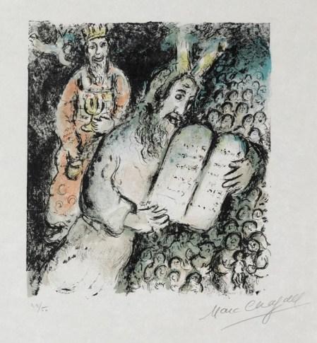 Шагал в Тель-Авиве. Незамеченный юбилей - relevant