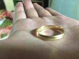 結婚指輪 離婚したのに