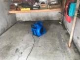 乾燥機 車庫