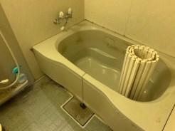 お風呂 清掃前