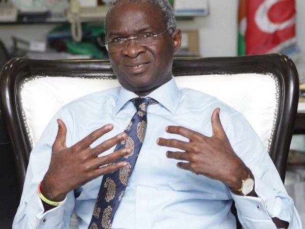 My encounter with Fashola the Great Teacher!