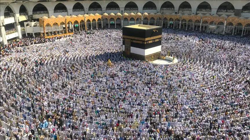 1.5 Million pilgrims, worshipers visit Makkah's Grand Mosque during first 10 days of Ramadan