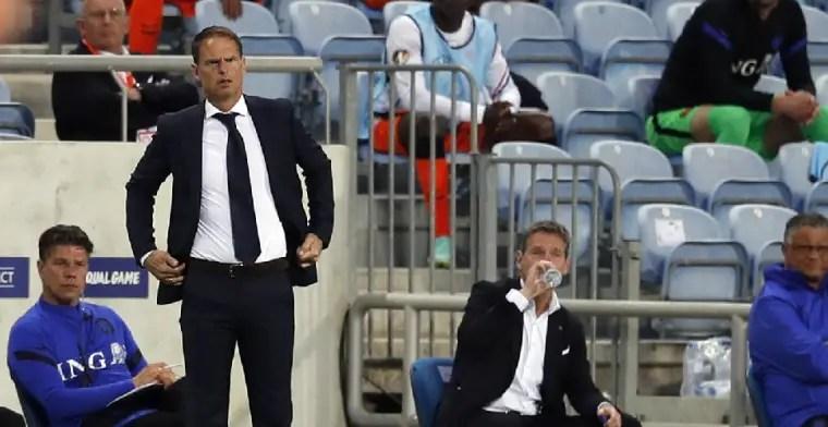 Onrust rond Nederlands elftal: alle flaters van De Boer op een rij
