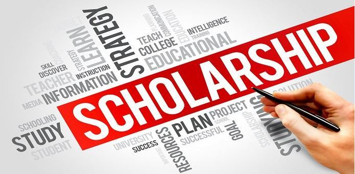 Find and apply for as many scholarships as you can—it's free money for college or career school!