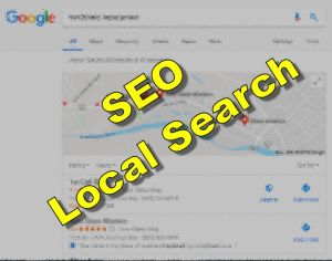 SEO Local Search Search Engine Ranking