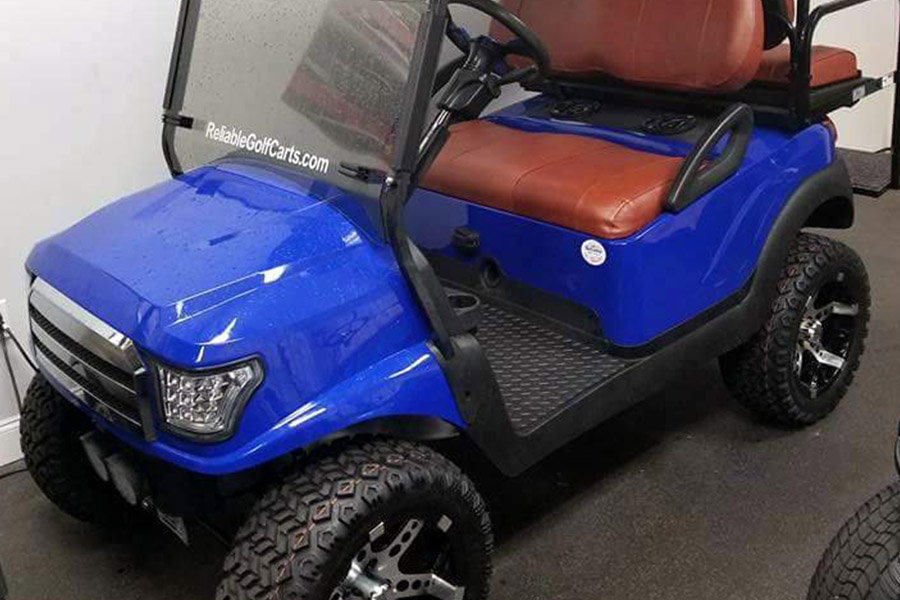 Custom Build Golf Carts