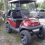 Custom Golf Cart Leasing West Palm